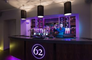 Bar 62 in Barnstaple