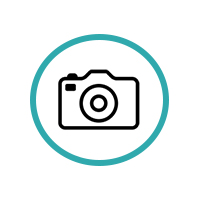 Photography and video icon