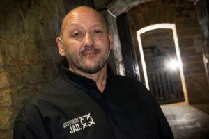 Mark Rablin at Bodmin Jail
