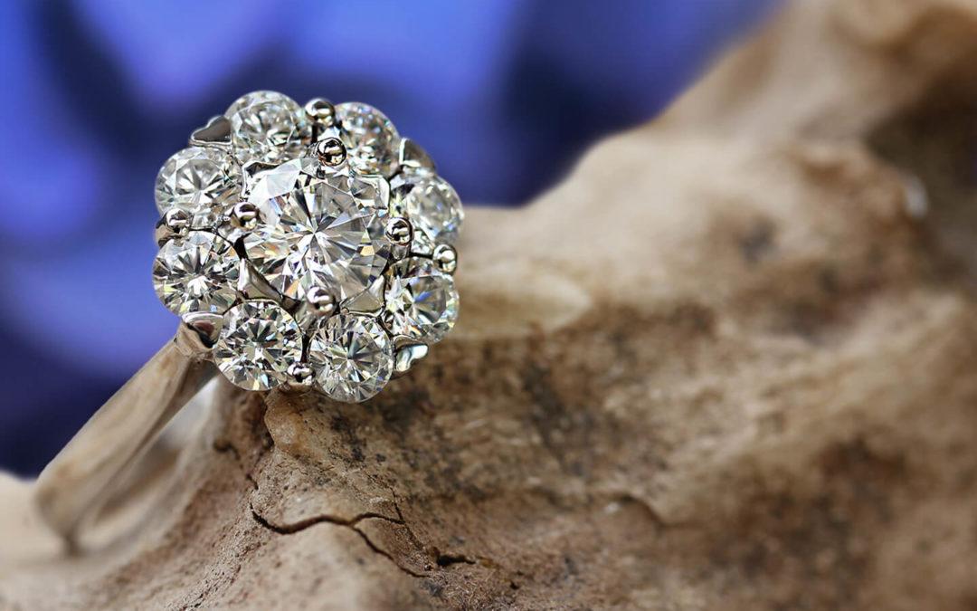 Love is true with IQ diamonds