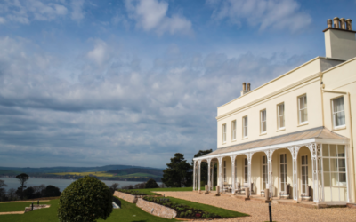 Michael Caines delighted with Orbiss work on Lympstone Manor
