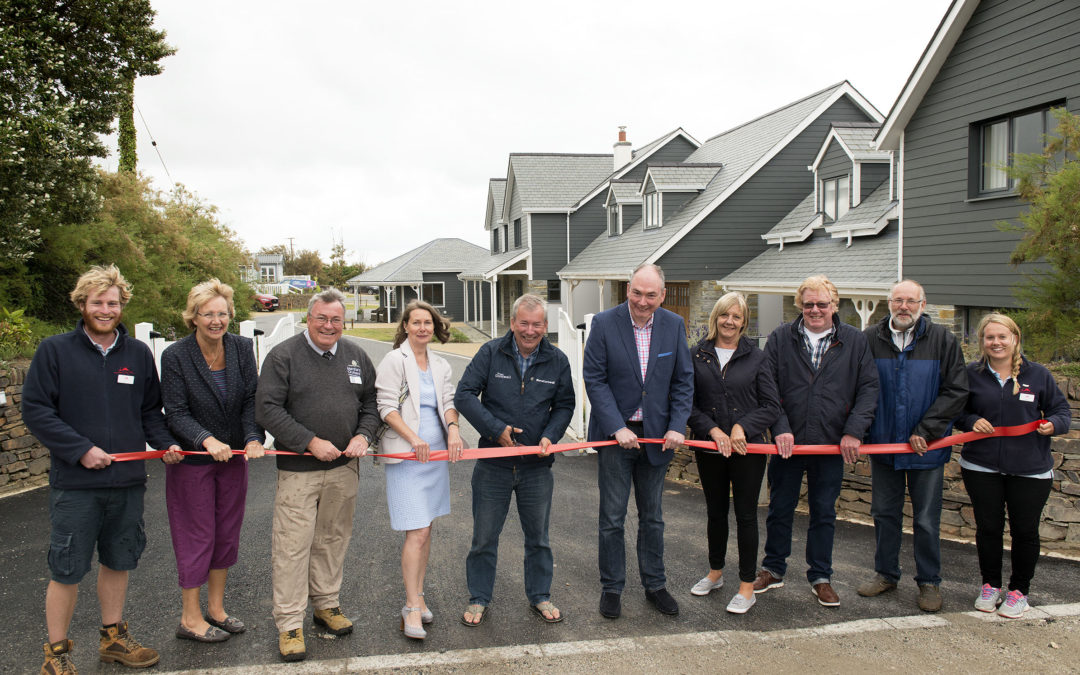 Luxury new holiday complex opens in Constantine Bay
