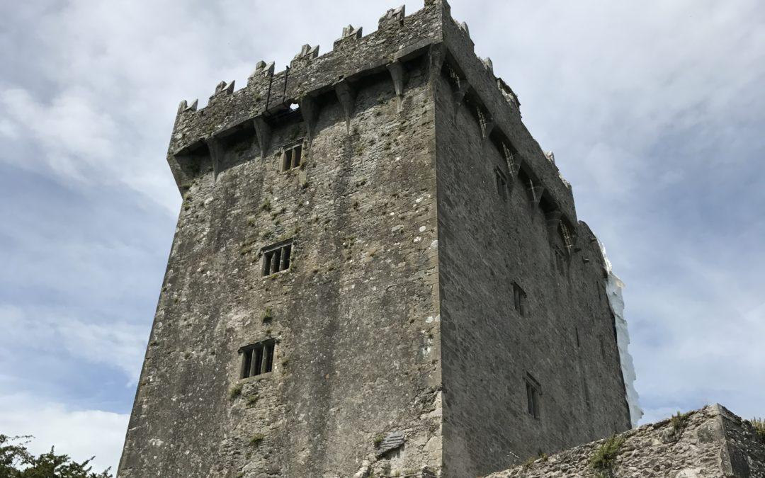 Go kiss the Blarney Stone!
