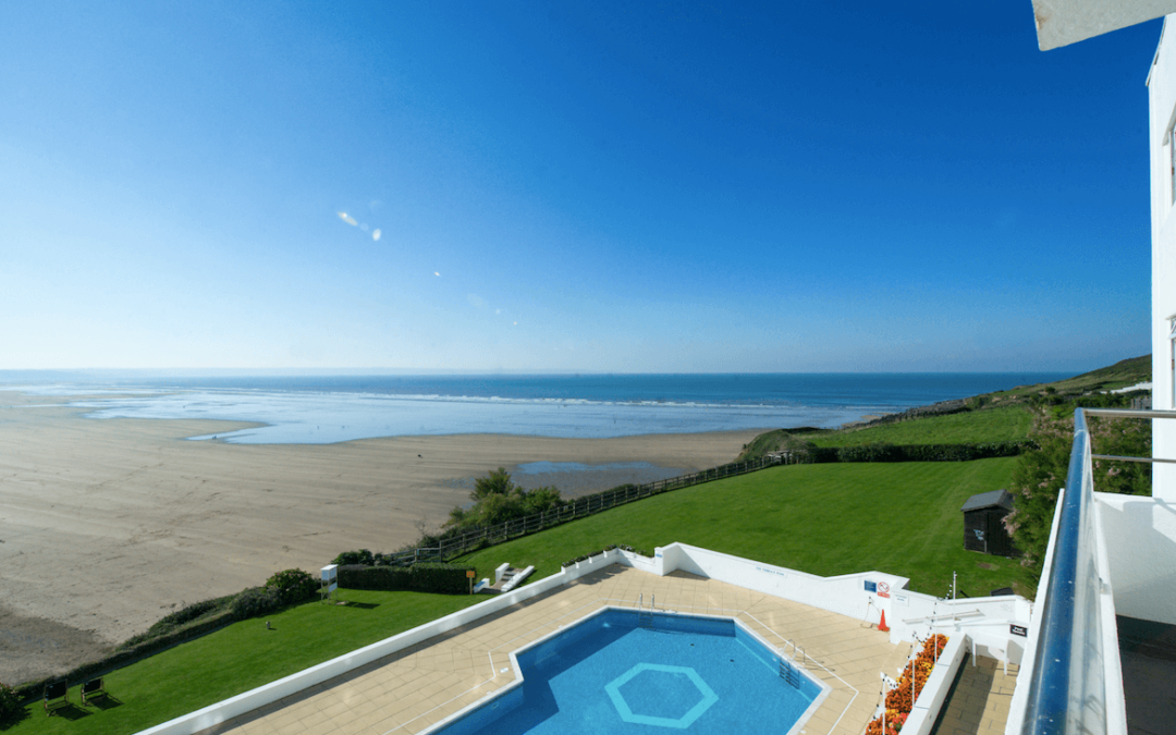 Saunton Sands named as 'Best Loved Hotels' West Country winner