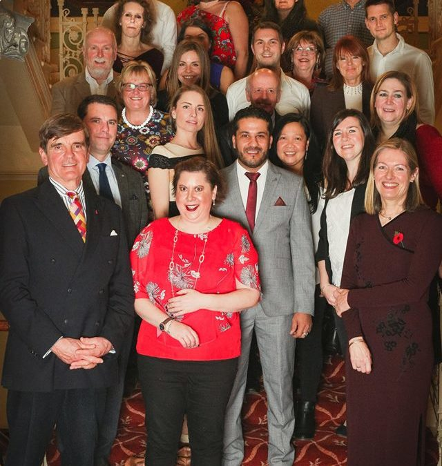 Long service celebrated at The Headland