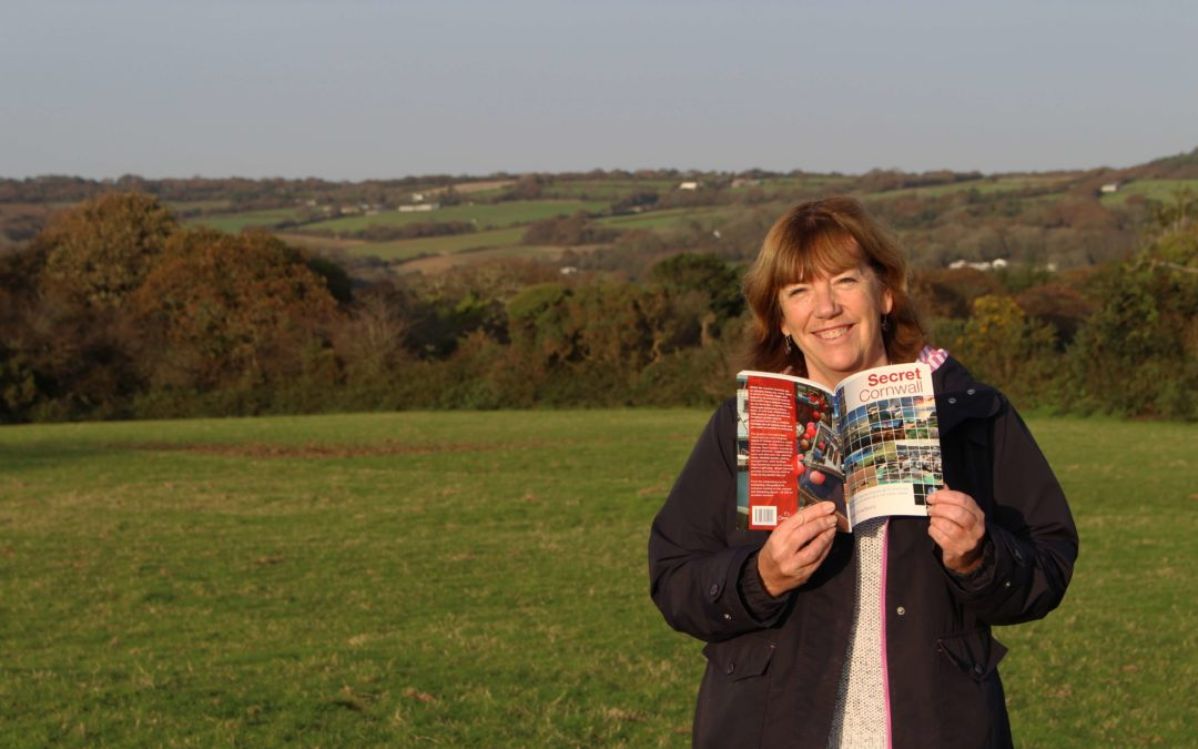 Sue discloses some of Cornwall's secret places