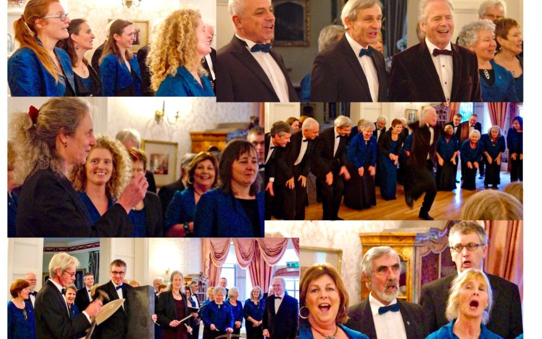 Choral concert brings A Story of Cornwall home