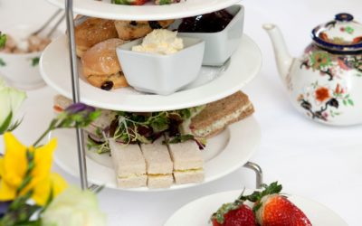 Celebrate the Royal Wedding with an afternoon tea fit for the Queen