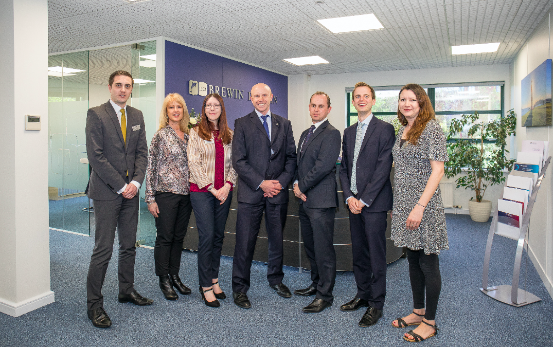 Party celebrates Plymouth office refurbishment