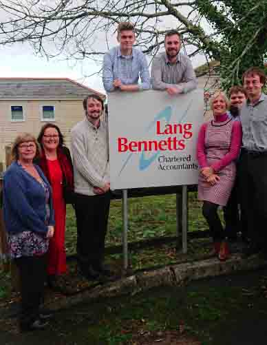 Successful year for Lang Bennetts