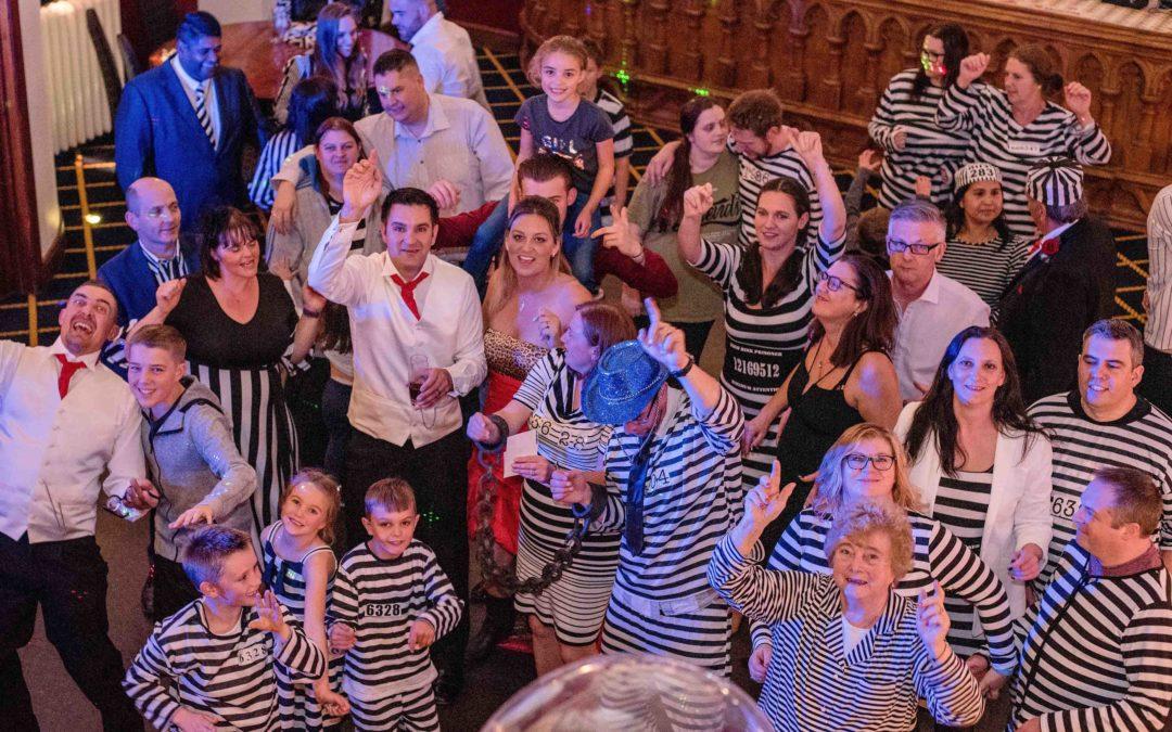 Wedding bonanza at Bodmin Jail!