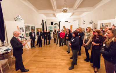Brewin Dolphin Hosts Private View of South West Academy Open Exhibition