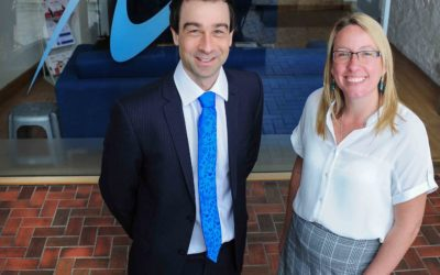 Two exceptional members of staff become partners at Lang Bennetts