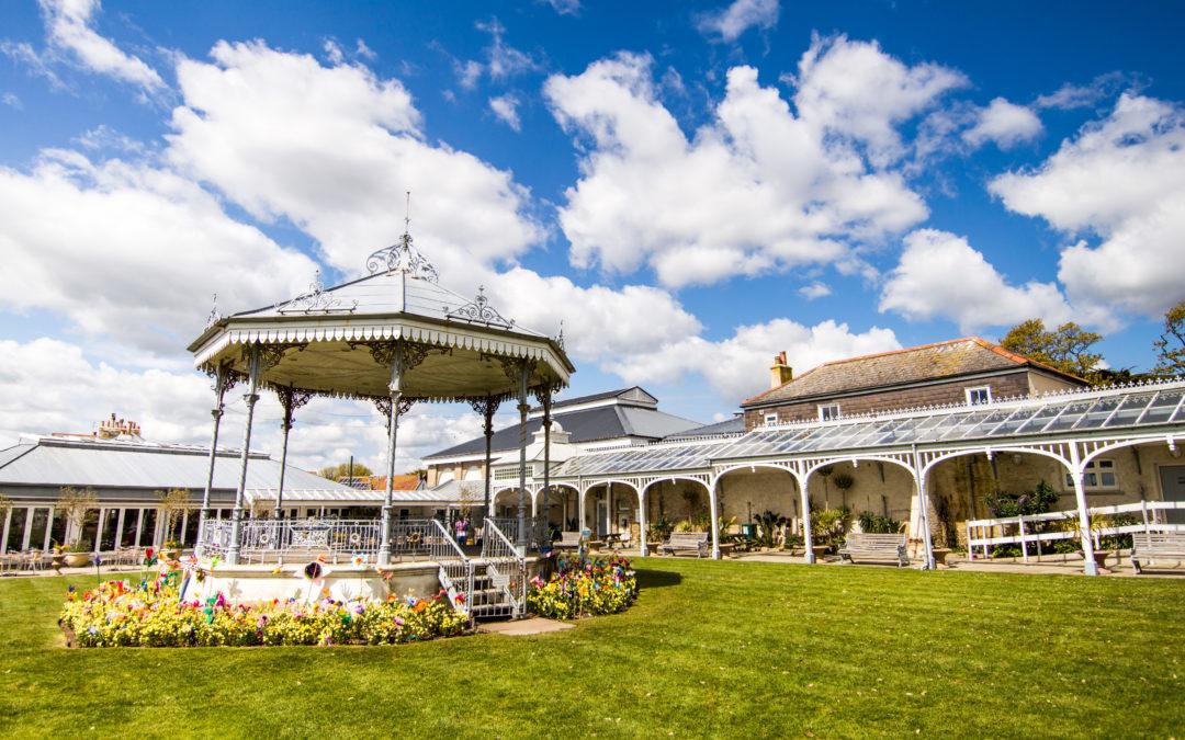 Summer has begun at the Princess Pavilion