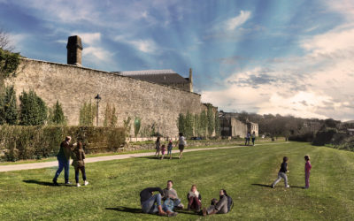 Successful completion of car parking negotiations win wide support for Bodmin Jail