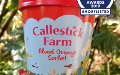 Callestick Farm ice-cream and sorbet make the Great British Food shortlist