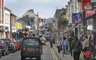 Future of Camborne's town centre under threat
