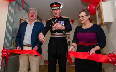 Official opening of Harmony Lane